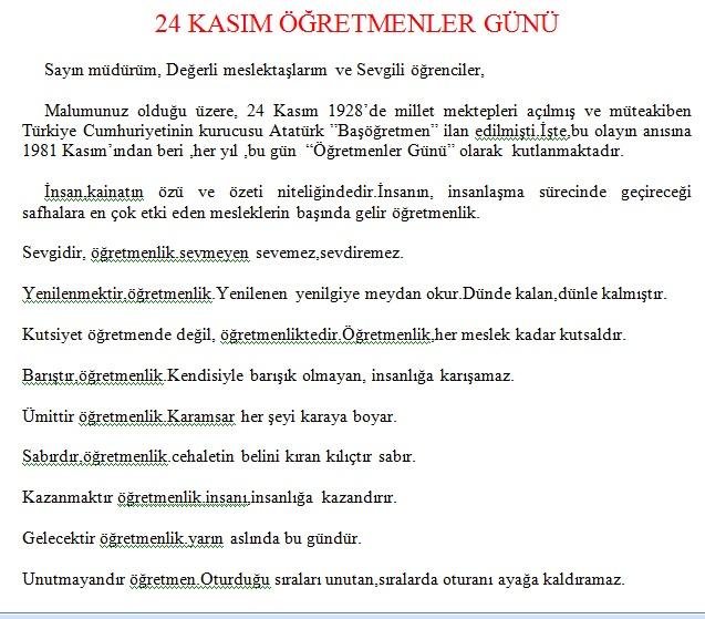 24 kasım 1