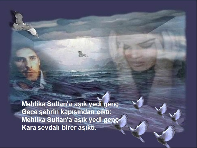 MEHLİKA SULTAN 2