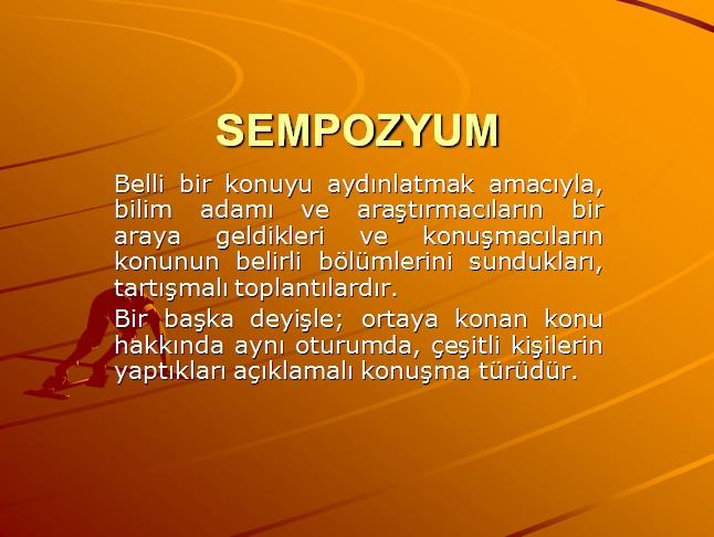 sempozyum 1